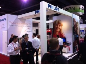 CES 2013 - Philips uWand